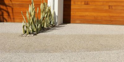 Gallery - Concrete Driveways