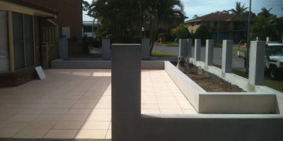 Gallery - Outdoor Surrounds - Hard Landscaping