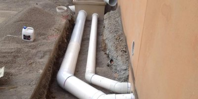 Gallery - Concrete Plumbing Drainage