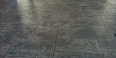 Gallery - Stamped Concrete Finish