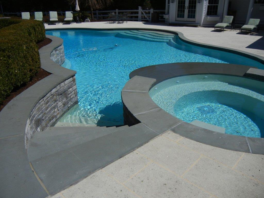 Brisbane Concrete Pool Landscaping